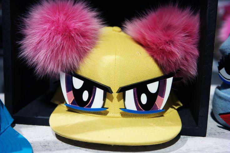 Rich Kids hat - Pitti Uomo January 2015
