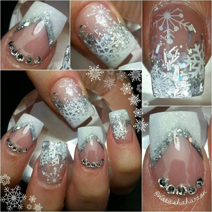 74 best ongles de nol images on pinterest christmas nails nail love prinsesfo Gallery