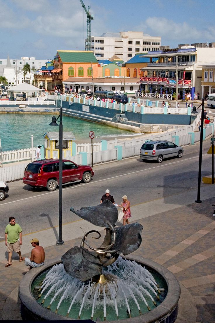 George Town, Grand Cayman right outside the cayman mall love this island I could live the rest of my life here and be happy as could be