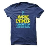 I am a MARINE ENGINEER