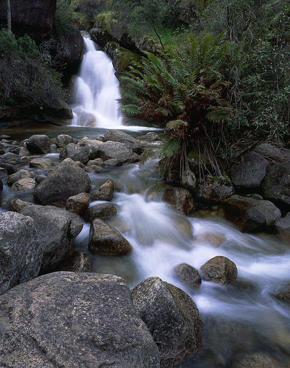 Eurobin Falls, Mt Buffalo National Park, Victoria