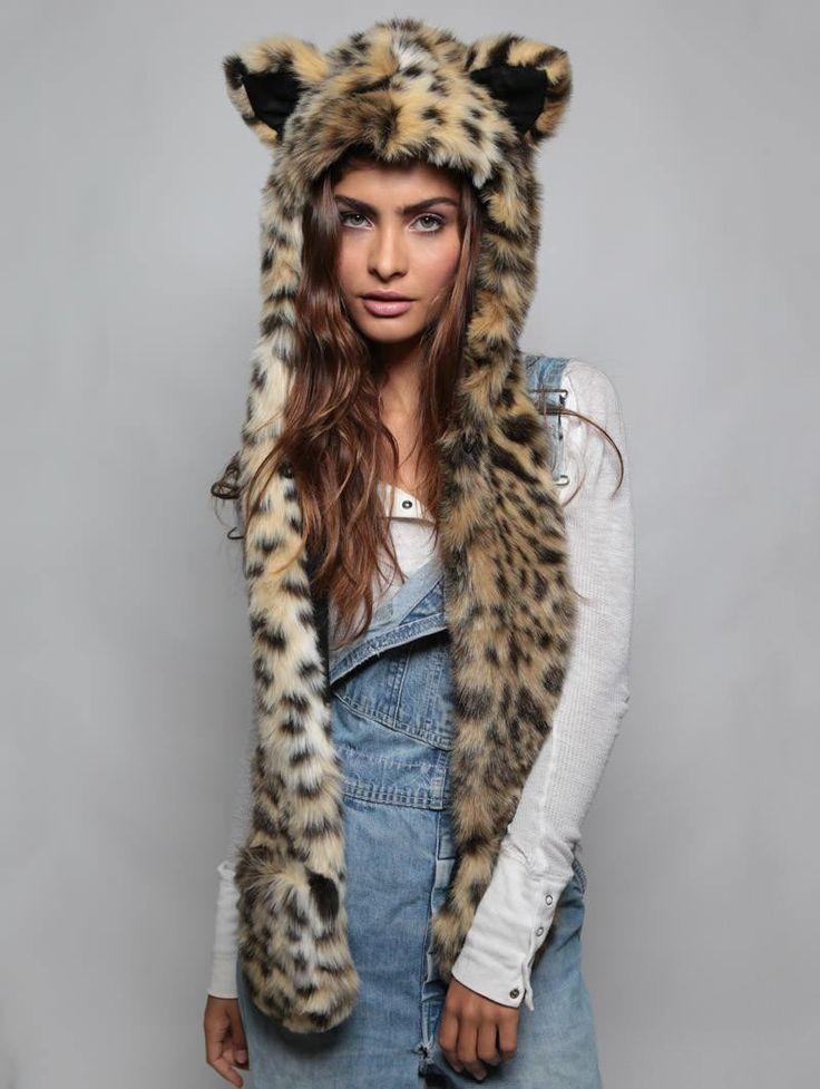 Cheetah SpiritHood