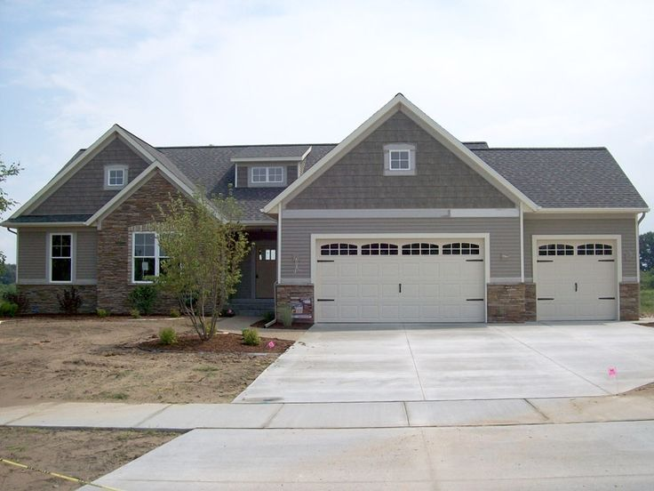 12 best images about garage doors on pinterest from home for Home hardware garages