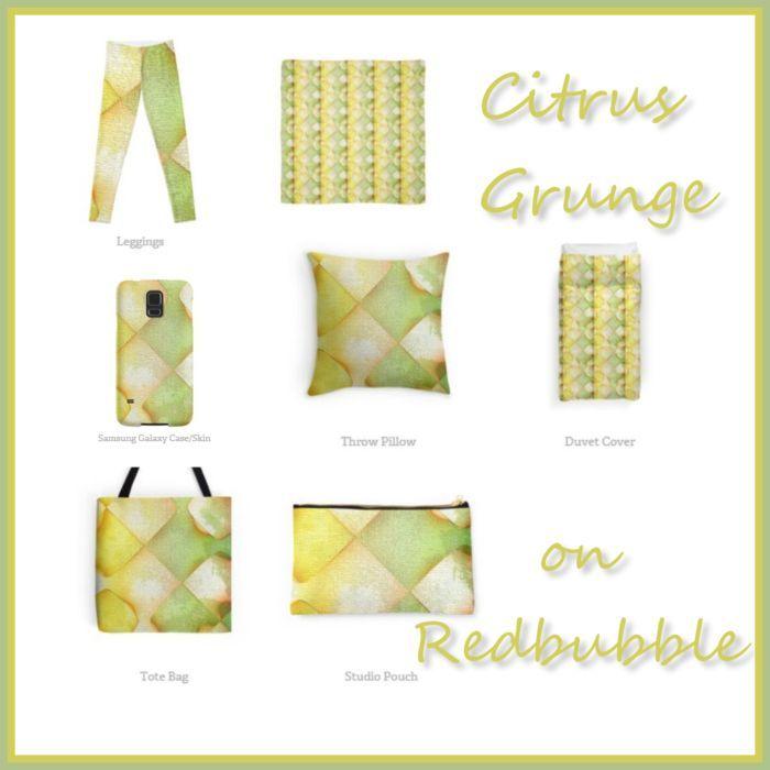 Citrus Grunge On Redbubble