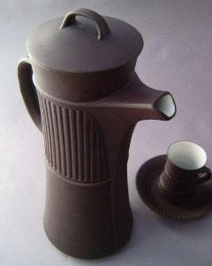 Dansk coffee set : I remember my mom getting this one Christmas!  she screamed ha