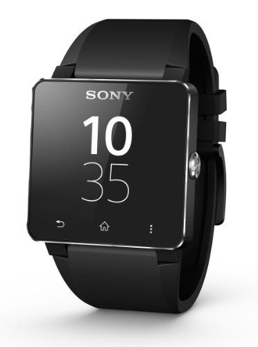 Sony Mobile SmartWatch 2 Montre connectée Bluetooth 3.0 / NFC Bracele