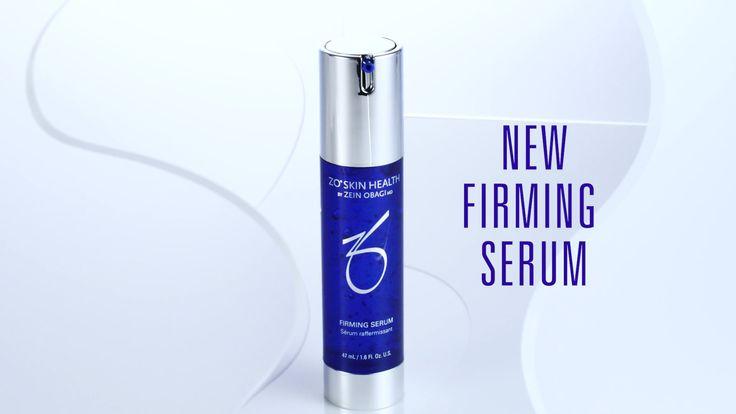 Introducing Firming Serum - ZO Skin Health in 2020
