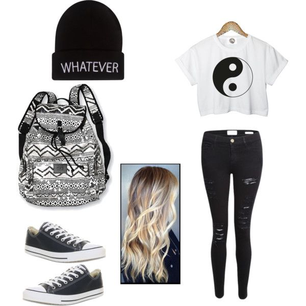 """Cool hipster outfit"" by priya-rai on Polyvore"