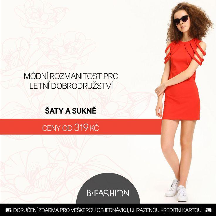 Módní rozmanitost pro letní dobrodružství  Šaty a sukně ceny od 319 kč  Nakupujte teď > https://cz.bfashion.com/fashiom-abundance👗