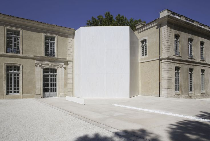 Berger & Berger · Extension and Rehabilitation of Collection Lambert in Avignon · Divisare