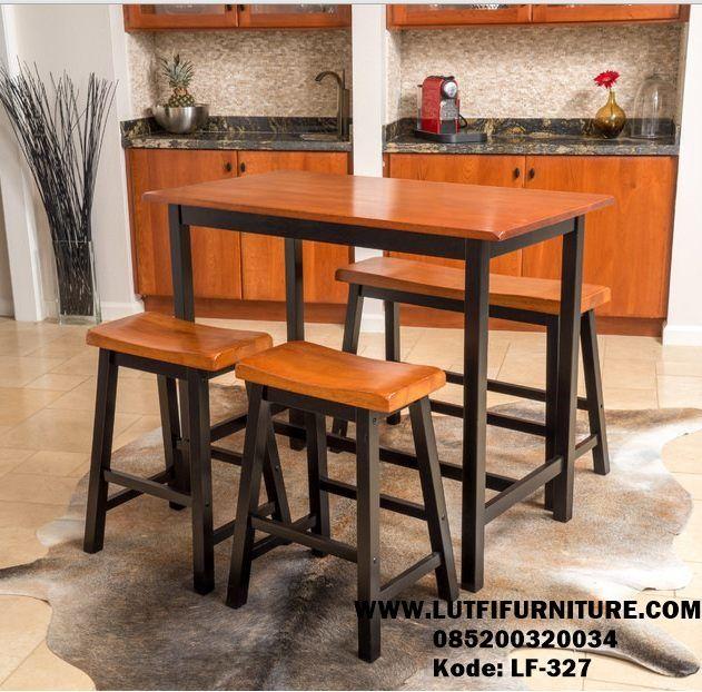 Kursi Cafe Minimalis Terbaru adalah salah satu produk kursi cafe yang didesain menggunakan bahan kayu mahoni terbaik kaki besi berkualitas.