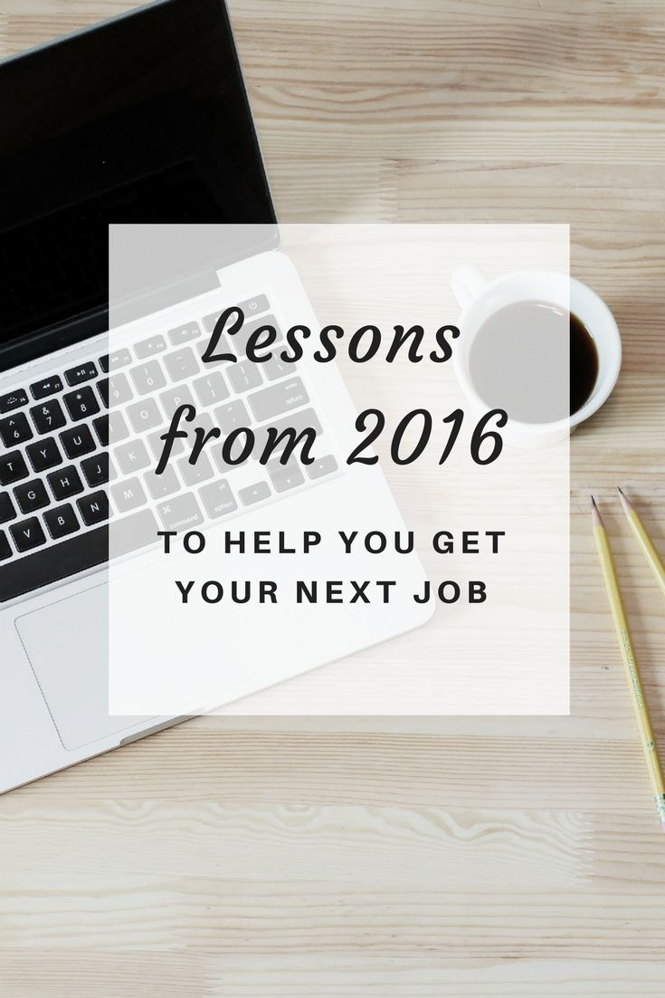 Career lessons from the worst year ever