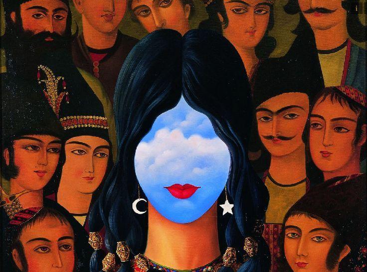 Ali Akbar Sadeghi | painting | Pinterest