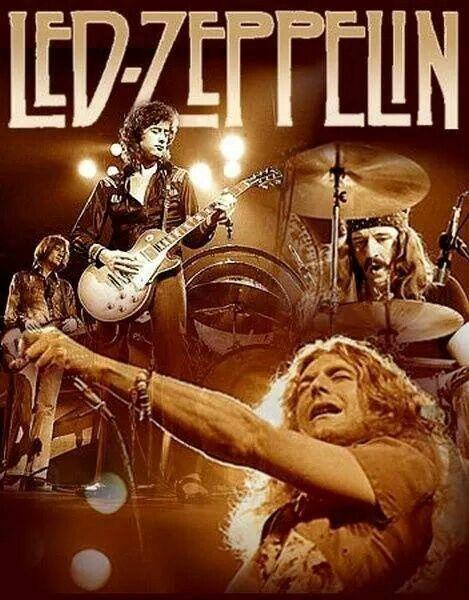 Led Zeppelin: