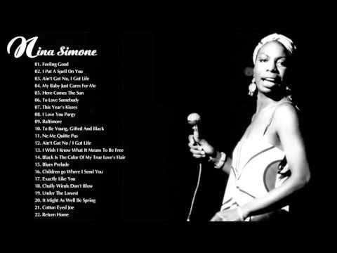 Nina Simone Greatest Hits | Nina Simone Playlist | Jazz Music Collection - YouTube