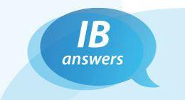 IB answers. Take a look!