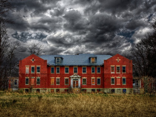 Skillman Village, New Jersey - best ghost hunting adventure ever - 230 acres of abandoned mental asylums!