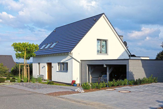 clever weil mit anbau einfamilienhaus figgen von becker haus haus bau. Black Bedroom Furniture Sets. Home Design Ideas