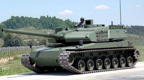Ukrayna, ALTAY Tankı İçin işbirliği Önerdi - http://eborsahaber.com/gundem/ukrayna-altay-tanki-icin-isbirligi-onerdi/