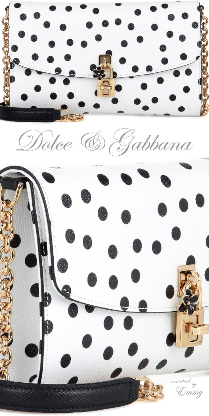 White leather apron lecture - Emmy De Dolce Gabbana Dolce