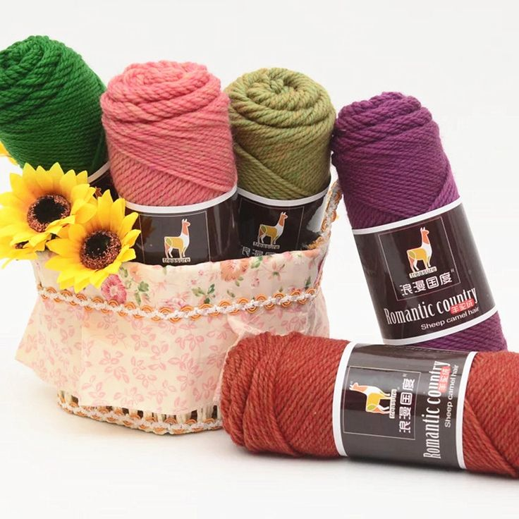 Cheap yarn for hand knitting, Buy Quality wholesale yarn directly from China yarn wholesalers Suppliers: Wholesale 300g/3 Pcs Alpaca Wool Silk Thick Crochet Yarn For Hand Knitting Merino Wool Yarns Fashion Sweater Scarf Thick Threads