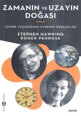 Stephen Hawking ve Roger Penrose Uzayın ve Zamanın Doğası Penrose realisti, Hawking ise pozitivisti oynuyor.Kuantum kütle-çekim nasıl evrenin ilk zamanlarını ve karadelikler gibi ilginç nesneleri açıklayabilir? Evrenin görünümü nasıl hiçbir kuantum etkisi gözlenmeden Einstein'ın öngördüğü gibi olabilir? Hangi kuantum süreçleri nedeniyle karadelikler buharlaşabilir ve bütün o bilgiler nasıl kaybolur? Zaman neden ileri gider de geri gitmez? Bu kitapta, iki farklı görüşte fizikçi bu soruları…