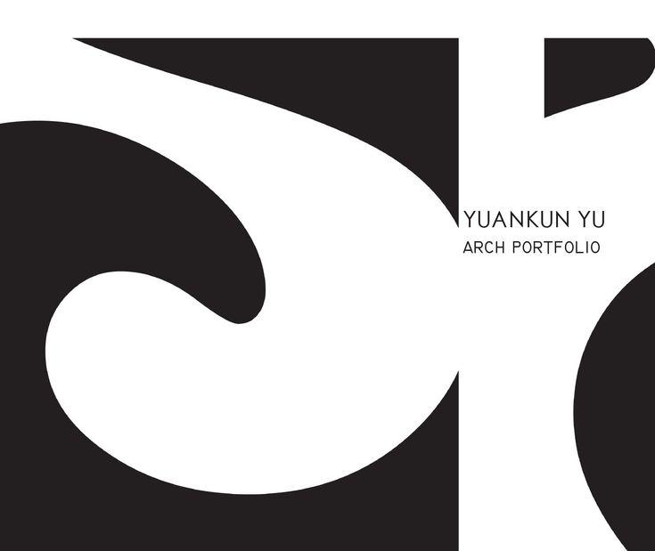 Yuankun Yu ARCH Portfolio