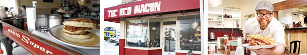 The Red Wagon, Vancouver  2296 East Hastings Street