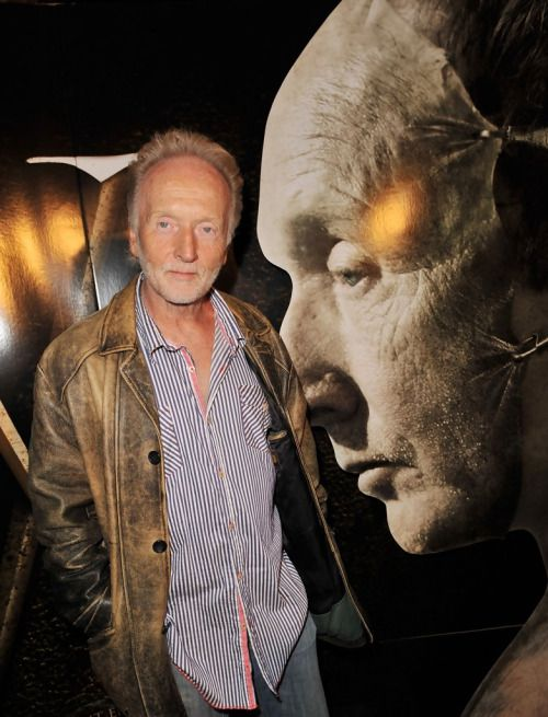 "please-myself: "" Am I the only one who thinks that Tobin Bell is cute?? """