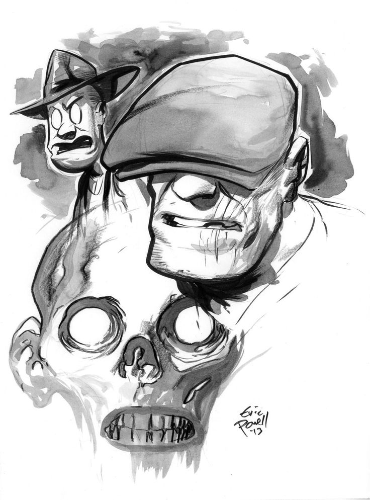 The Goon by Eric Powell