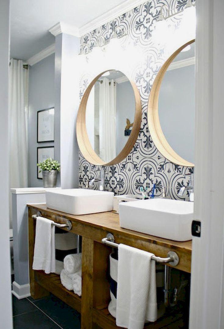 Top 10 Double Bathroom Vanity Design Ideas In 2019 Page 18 Of 31 En 2020 Muebles De Bano Baratos Muebles De Bano Remodelar Banos