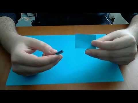 how to make 3d origami swan pieces