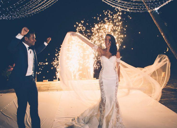 DANIELLE AND SCOTT'S TROPICAL THAILAND WEDDING | Wedded Wonderland