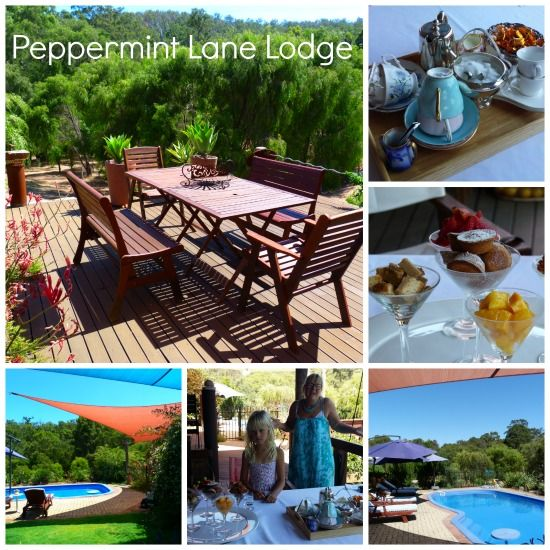 Introducing the Fabulous Ferguson Valley (to yTravelBlog) - Peppermint Lane Lodge is an adult retreat - www.zigazag.com