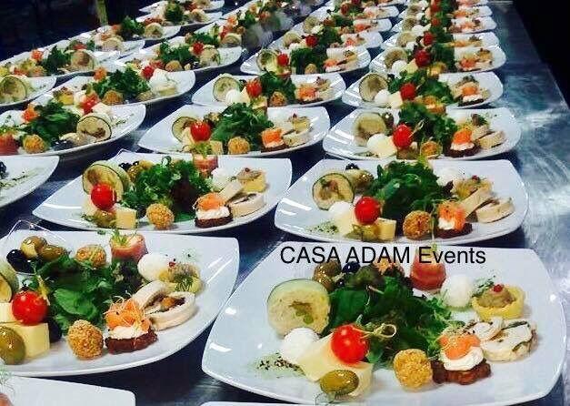 Casa Adam Events Meniu