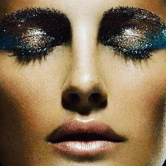 Get the look: NYE Make-up - Beau Monde