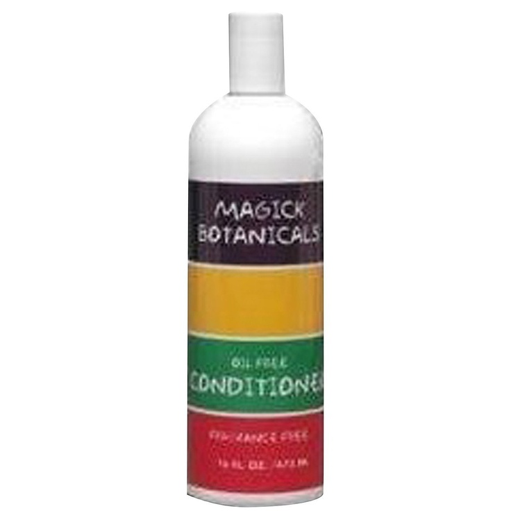 Magick Botanicals Oil Free Fragrance Free Conditioner