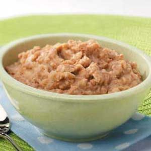 Refried beans, Beans recipes and Beans on Pinterest
