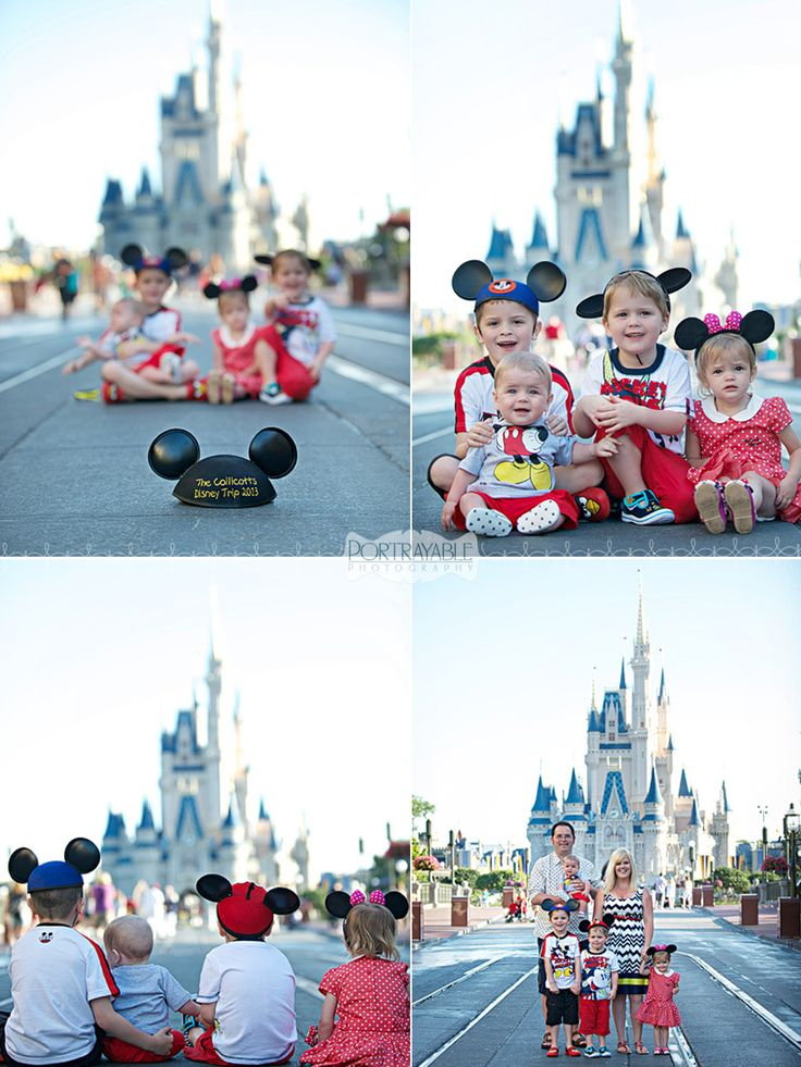 Book a pre-park opening breakfast reservation to score some awesome pictures. (disney world family photographer) YES PLEASE!!