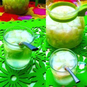 Woda kokosowa uzupełnia elektrolity lepiej niż woda, a melon zapobiega skokom ciśnienia w upalne dni