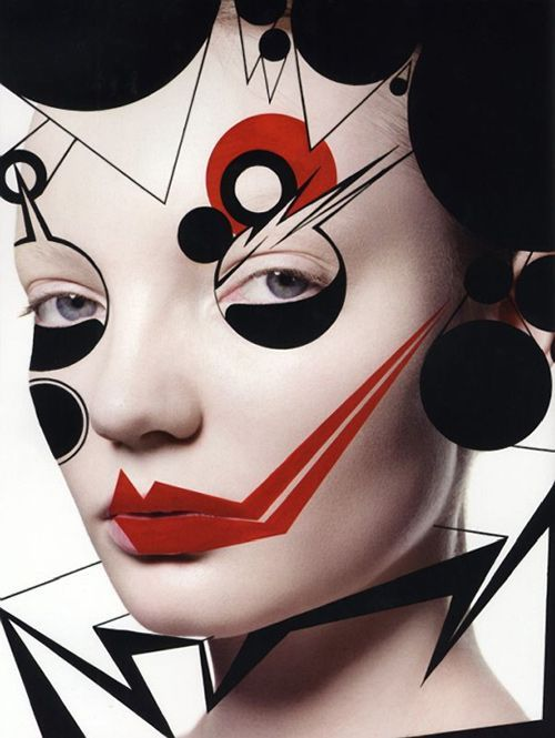 Thinking of doing something a little different with my make up. ~~  Houston Foodlovers Book Club