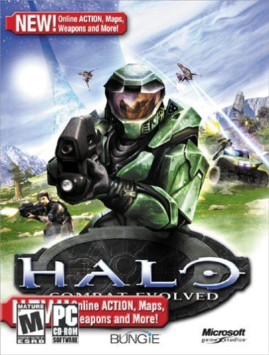 Halo: Combat Evolved - Pc, 2015 Amazon Top Rated Games #VideoGames