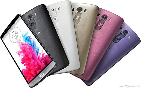 LG G3: AT&T, Verizon, T-Mobile and Sprint Introduce More Color Variants