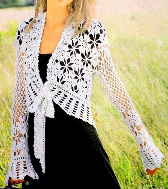 Ehi, ho trovato questa fantastica inserzione di Etsy su https://www.etsy.com/it/listing/512819991/crochet-women-summer-jacket-pattern