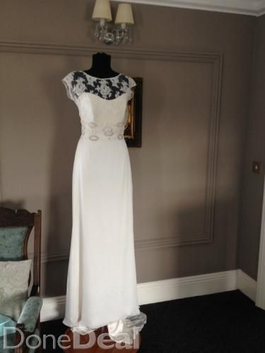 good service authentic shop Designer wedding dress 2014 collection For Sale in Dublin ...