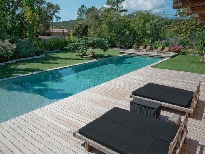 Les 25 meilleures idées concernant piscine couloir de nage sur ...