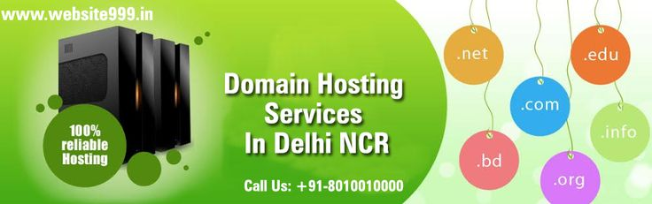 #DomainRegisteration & #Hosting Services In #DelhiNCR - #Website999 offers #domain registration & hosting services within affordable #price in just rupees 1999. To know more visit @ http://ow.ly/JiEAC #WebDevelopment #WebHosting #WebDesigning #PHP #HTML