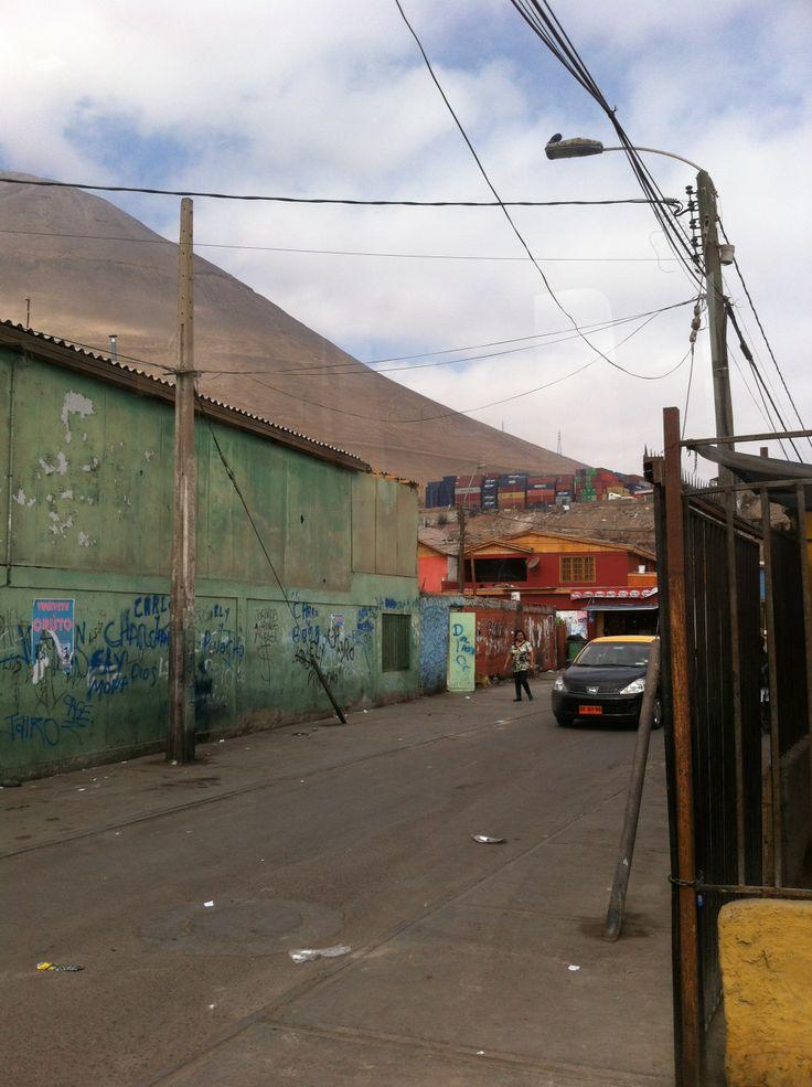 Los lugares no turísticos de #Iquique