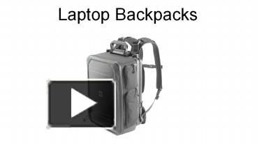 Pelican Laptop Case & backpack give full protection from external damage including water, moisture and snow.