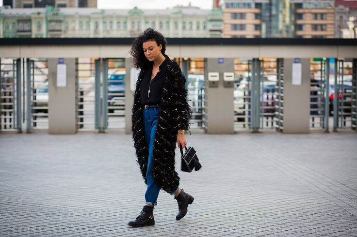 The Top Street Style Pics From Kiev Fashion Week #StreetStyle   #FashionWeek  #Kiev